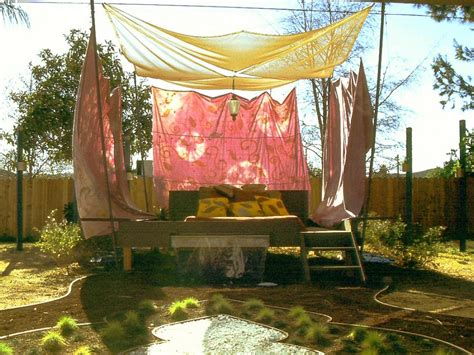 Diy Backyard Canopy by Easy Ways To Create Shade For Your Deck Or Patio Diy