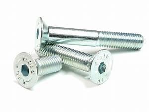 M10 Schraube Durchmesser : m10 iso 10642 10 9 galv zn senkschrauben mit innensechskant din 7991 ~ Watch28wear.com Haus und Dekorationen