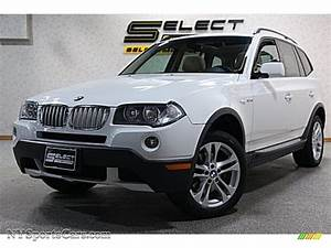 Bmw X3 2008 : 2008 bmw x3 in alpine white j15933 cars for sale in new york ~ Medecine-chirurgie-esthetiques.com Avis de Voitures