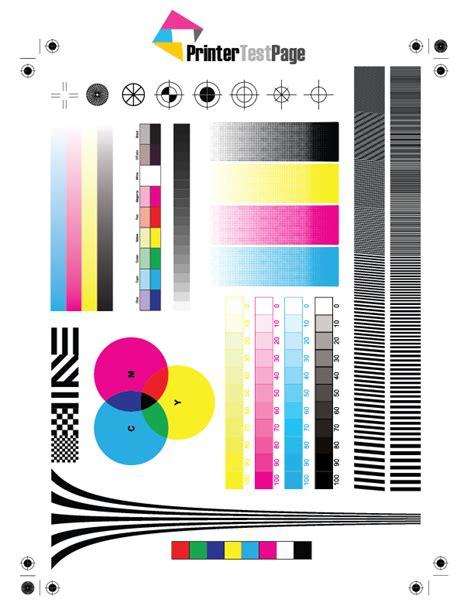 color test page print monitor calibration radiokothacom