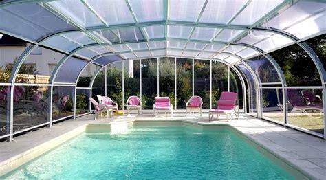 abri haut piscine piscine couverte morbihan arzal pont chateau presqu