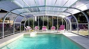 Abri Piscine Haut : piscine couverte morbihan arzal pont chateau presqu ~ Zukunftsfamilie.com Idées de Décoration