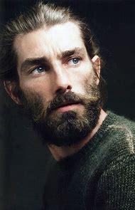 White Man with Beard