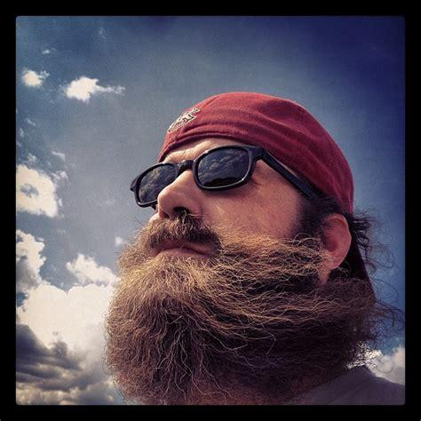 putting  beard   wind motorcycle cruising flickr