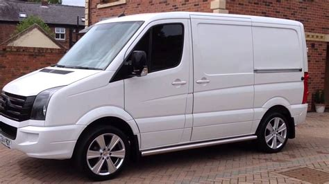 vw crafter tuning vw crafter sportline here