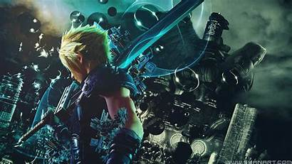 Remake Fantasy Final Vii Wallpapers 1080 Syanart