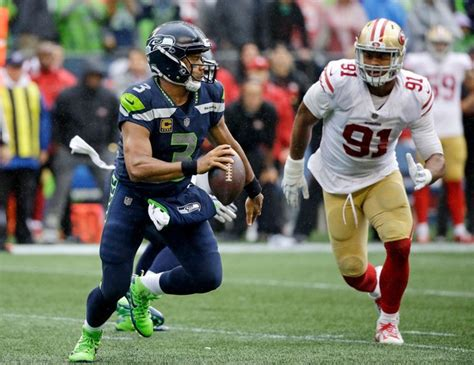 seattle seahawks  san francisco ers time tv channel