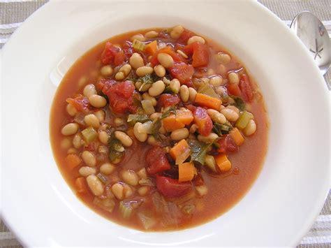 soup beans tuscan beans recipe dishmaps