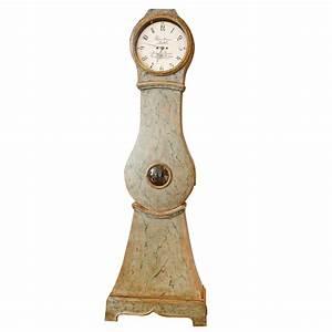 Late 18th Century Swedish Mora Clock : On Antique Row