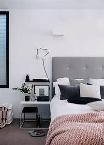 Lampe Chambre Adulte : chevet chambre adulte maison design ~ Teatrodelosmanantiales.com Idées de Décoration