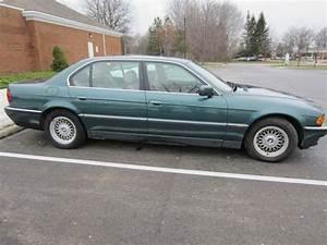 Sell Used 1996 Bmw 740il Base Sedan 4