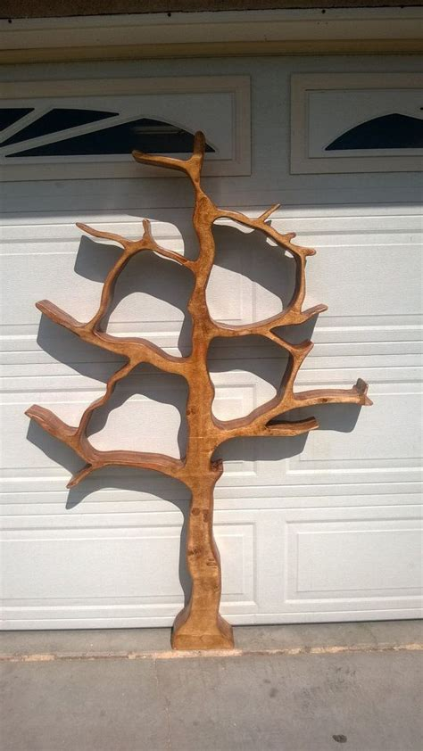 tree bookshelves tree shaped bookshelf joan hagadone don t you think jerry could make this they sell for 300