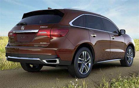 2019 Acura Mdx Review  Acura Suggestions