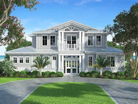 house pla splendid florida style house plan 86032bw
