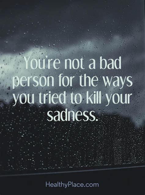 depression quotes  sayings  depression healthyplace