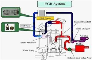 Egr Cooler Diagram