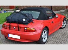 BMW Z3 Luggage Rack Boot Rack