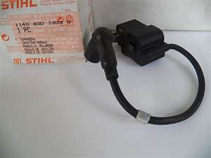 Stihl Ms311  Ms391 Chainsaw Ignition Coil Module 1140 400
