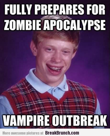Funny Zombie Memes - funny weapons for zombie apocalypse meme picture
