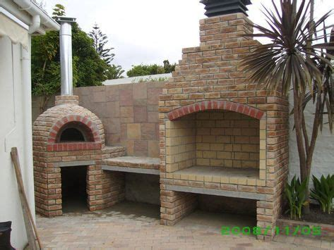 image result    build  brick braai entertaining