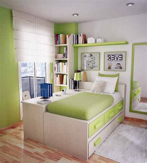 38 Awesome Small Room Design Ideas… #15, 35 & 38 Will Rock