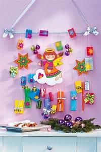 Adventskalender Basteln Für Kinder : adventskalender mit engelchen basteln adventskalender diy adventskalender kalender und ~ Eleganceandgraceweddings.com Haus und Dekorationen