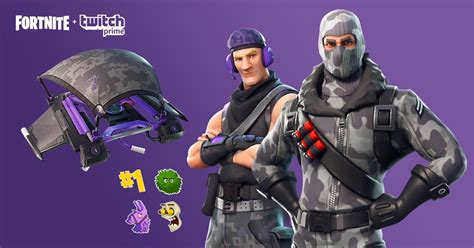 Fortnite Gets Exclusive Twitch Prime Pack