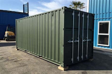 20ft Shipping Container, Used 20ft Shipping Container, New