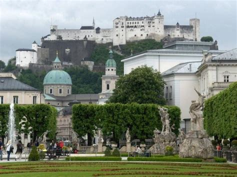 The perfect travel experience for lovers of the outdoors and history, this trip inspired by the sound of music brings the beauty of the alps and familiar views from the silver screen to life. The Sound of Music by Salzburg Panorama Tours, Salzburg, Austria
