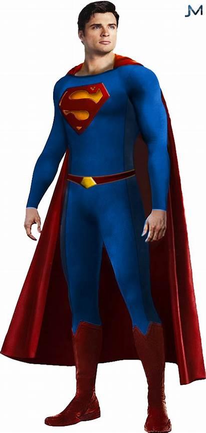 Superman Smallville Comic Costume Deviantart S11 Behold