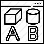 Icon Comparison Premium Icons Lineal