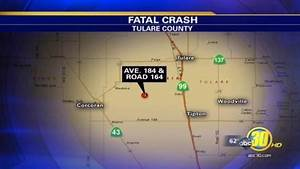 Car Accident: Car Accident Tulare County