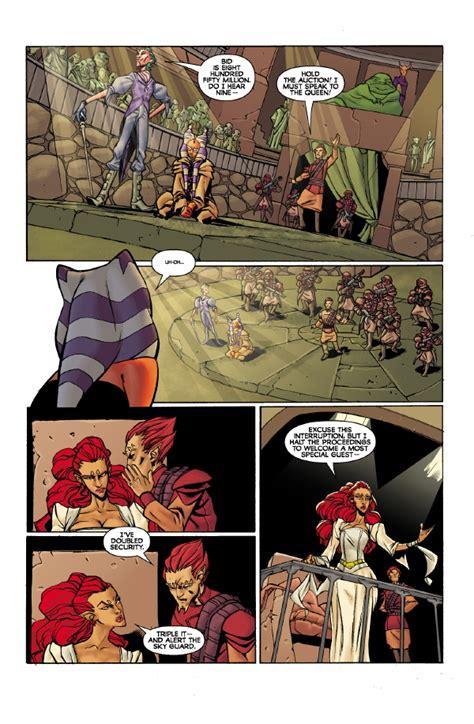 star wars  clone wars  profile dark horse comics