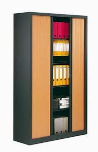 Armoire A Rideau Coulissant : awesome armoire bureau with armoire rideau coulissant ~ Melissatoandfro.com Idées de Décoration