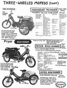 Motomarina Parts  U00ab Myrons Mopeds