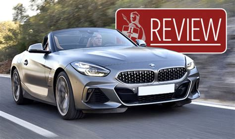 bmw z4 2019 review it s not the game changing sport car that it could ve been express co uk