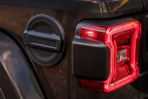 jeep wrangler sahara tail light  motortrend
