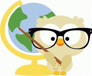 Owl With Pencil Clipart | www.pixshark.com - Images ...