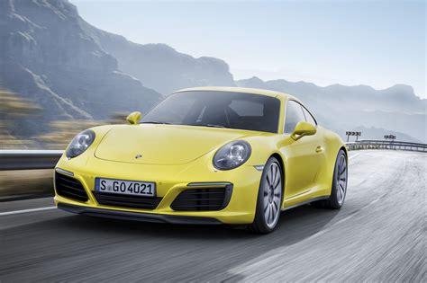 New Porsche 9912 Carrera 4 And Targa 4 Unveiled  Total 911
