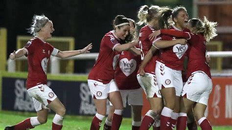 Bristol City earn first point with Tottenham draw - Women ...
