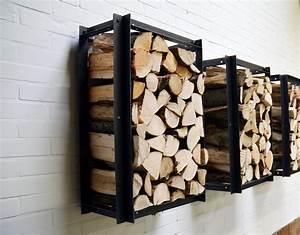 Kaminholz Aufbewahrung Edelstahl : 20 ideen f r brennholz lagern zum nachmachen innendesign zenideen ~ Sanjose-hotels-ca.com Haus und Dekorationen