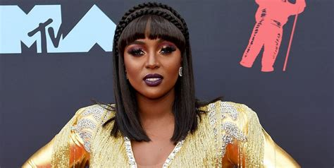 Love Hip Hop Miami Star Hits The Mtv Vmas Red Carpet