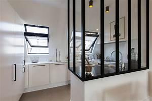 appartement spacieux et lumineux 65m2 cuisine With charming plan de travail pour exterieur 4 renover une cuisine avec les plans de travail de