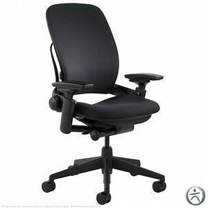 Steelcase leap chair open box clearance for Leap chair steelcase