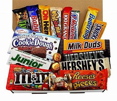American Candy Chocolate Sweets Confezione Reeses Hersheys