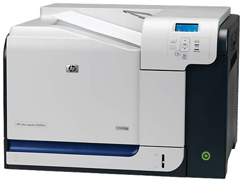 Download the latest drivers, firmware, and software for your hp color laserjet cp3525n printer.this is hp's official website that will help automatically detect and download the correct drivers free of cost for your hp computing and printing products for windows and mac operating system. HP Color LaserJet CP3525n Printer | HP® Official Store