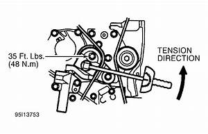 2000 Mitsubishi Eclipse Serpentine Belt Routing And Timing