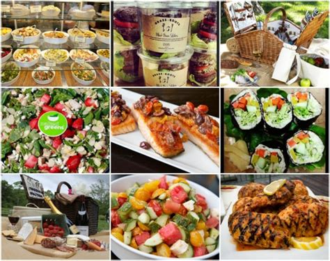 cuisine to go best places to grab a picnic or to go meal in fairfield