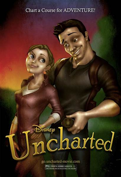 Uncharted Wallpapers Movies