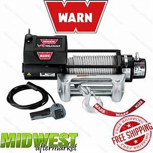 86260 Warn 12k Lb Self  Wire